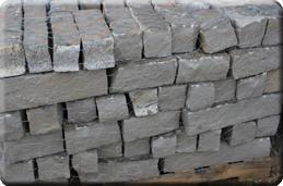 4'' wide Stone